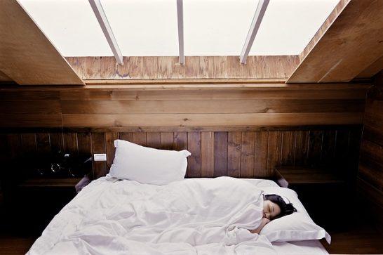主婦の二度寝